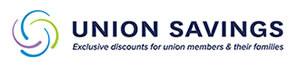 Find out more about discounts and savings for union members