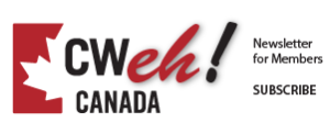 Sign up for CWA Canada's newsletter