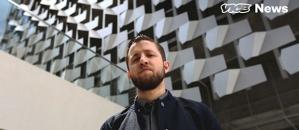 VICE reporter Ben Makuch