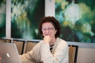 CWA Canada Web Editor Deb Richmond.