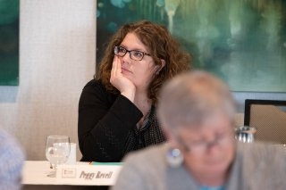 Peggy Revell, Media & Communications Workers of Alberta.