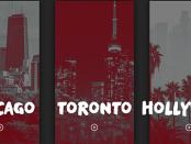 Second City website portal